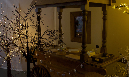 Cheese Cart hire