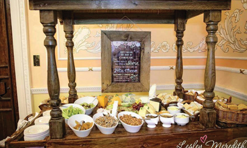 Event Cheese Cart Hire