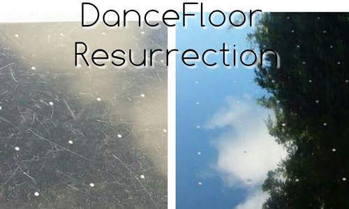 dance floor repair