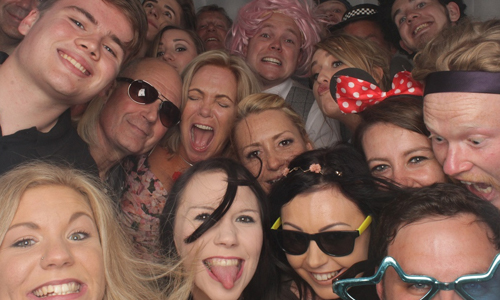 hire photobooth shrewsbury