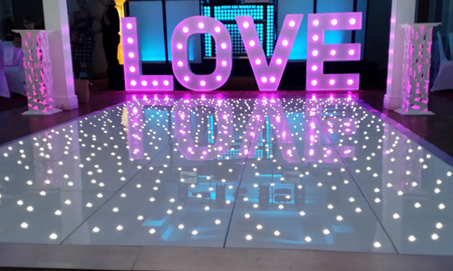 Dance Floor Hire Shrewsbury LittleGemFX - Led dance floor for sale usa