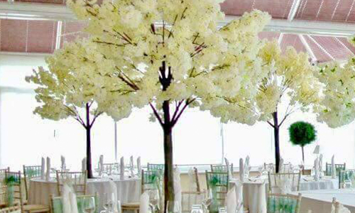 blossom tree table decoration